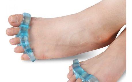 Modrý srovnávač prstů - 2 kusy - dodání do 2 dnů