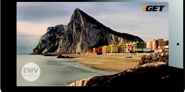 """Tablet iGET Smart S70 s úhlopříčkou 7"""""""