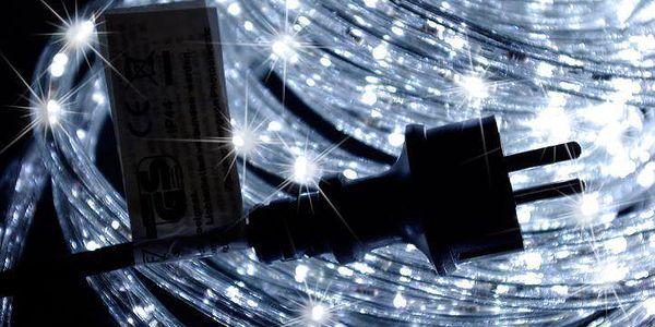 Nexos 582 LED světelný kabel 40 m - studená bílá, 960 diod3