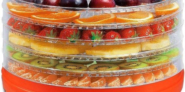 Sušička ovoce Guzzanti GZ 509 s 9 sušícími síty
