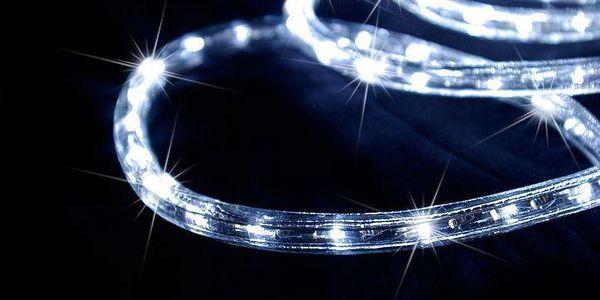 Nexos 582 LED světelný kabel 40 m - studená bílá, 960 diod4