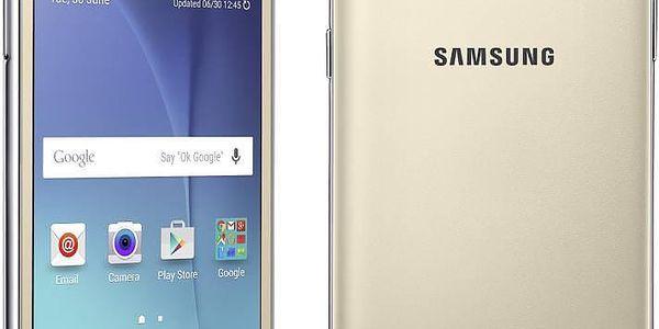 Mobilní telefon Samsung Galaxy J5 s Dual SIM