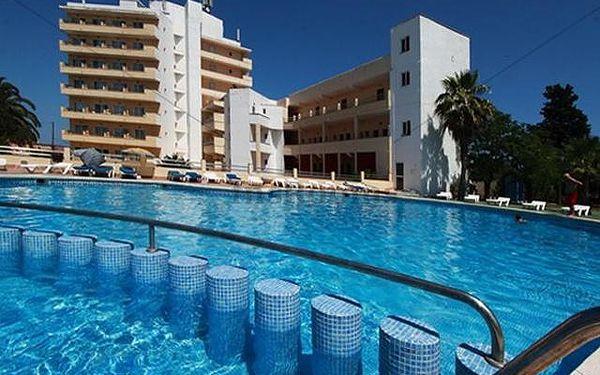 Španělsko - Mallorca na 8 dní, plná penze nebo polopenze s dopravou letecky z Prahy