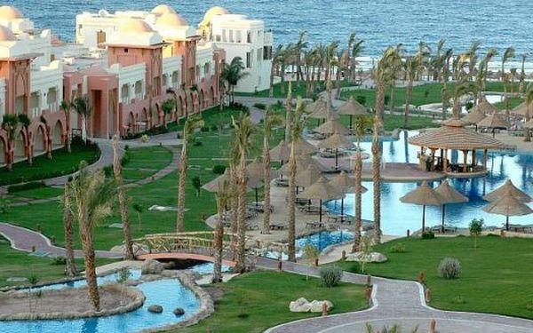 Egypt - Hurghada na 11 dní, all inclusive nebo ultra all inclusive s dopravou letecky z Brna