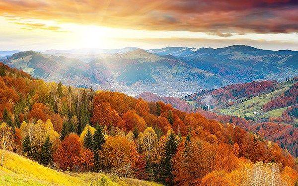 3 až 5denní pobyt pro 2 osoby s polopenzí v Horské chatě Vyškovec v Bílých Karpatech