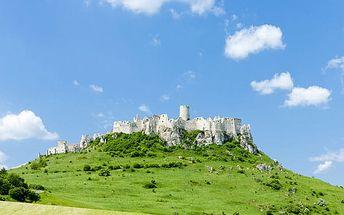 Až 6denní pobyt v Hotelu Spiš na Slovensku