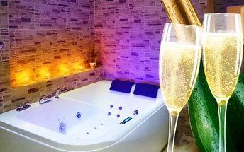 2–4denní romantický pobyt pro 2 ve wellness apartmá hotelu Excellent**** v Praze