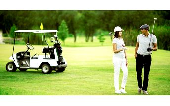 Parádní golfový pobyt pod Ještědem vč. snídaně