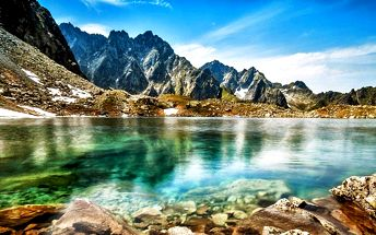 Relax ve Vysokých Tatrách s wellness a polopenzí