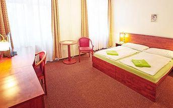 Dovolená v hotelu Centrál*** na Šumavě