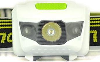 Kvalitní nastavitelná outdoor LED čelovka