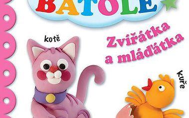 Nakladatelství SUN Zvířátka a mláďátka - knížka pro chytré batole