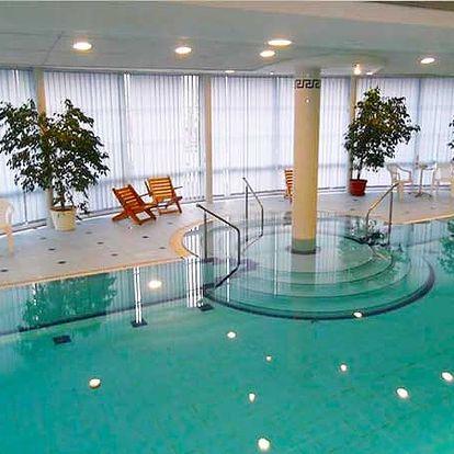 Exkluzivní wellness pobyt v hotelu Prosper