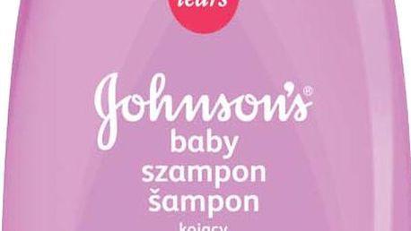 JOHNSON'S BABY Uklidňující šampon s levandulí 200ml