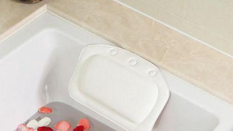 Relaxační polštářek do vany - poštovné zdarma