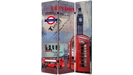 SCONTO LONDON Paravan