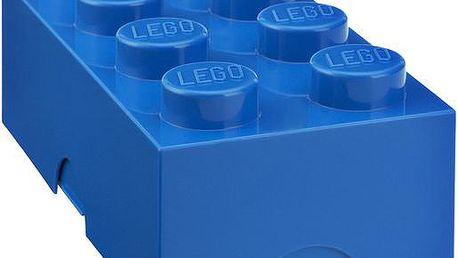 Svačinový box, modrý