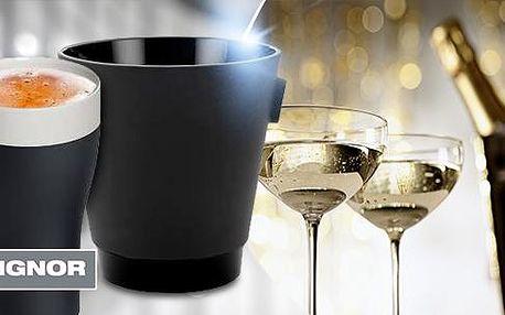 Chladící nádoba Magisso COOL: 4x 50ml panák, 2x 0,56l sklenice nebo nádoba na sekt