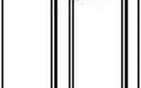 Horní plná skříňka 40cm. NOMIX