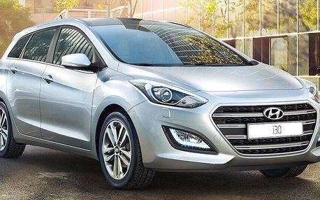 Záloha na vůz Hyundai i30 kombi Czech Edition