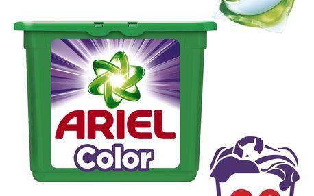 ARIEL Color (30 ks) - gelové prací kapsle