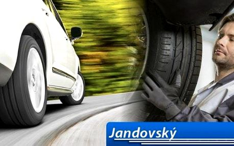 Pomalu přichází správný okamžik na přezutí pneumatik či celých kol. Využijte výhodné nabídky a svěřte své vozidlo profesionálům v Auto Moto Centru Jandovský.