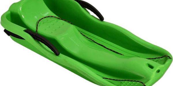 MAC TOYS boby s brzdami, 87 cm, zelená