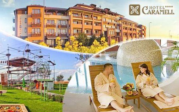 Maďarsko: 3denní pobyt pro 2 osoby ve 4* holistickém hotelu s polopenzí, wellness a fitness
