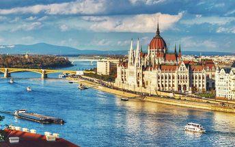Podzimní Budapešť na víkend včetně snídaně