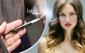 Balíčky péče o vlasy: střih, regenerace, arganová maska, barvení či ombré melír
