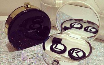Pouzdro na kontaktní čočky Parfém
