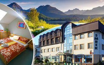 Slovensko, Liptov na 3 až 5 dní pro dva: snídaně, občerstvení a vstup do termálního bazénu