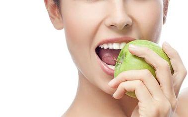 Bělení zubů UV laserem a pěnovými proužky u metra Anděl - do 40 min. perfektní úsměv