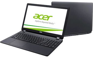 Acer Extensa 15 (EX2519-P5U7), černá - NX.EFAEC.012