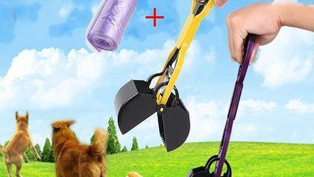Sběrač psích exkrementů - 2 barvy - poštovné zdarma