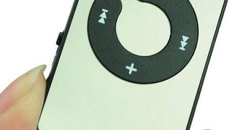 MP3 přehrávač - Micro SD černý - skladovka - poštovné zdarma