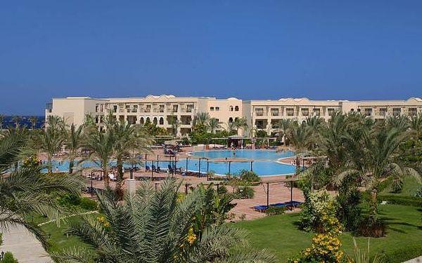 Egypt - Marsa Alam na 8 dní, all inclusive s dopravou vídeň nebo letecky z Brna