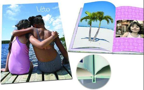 Velké fotoknihy z vašich fotografií
