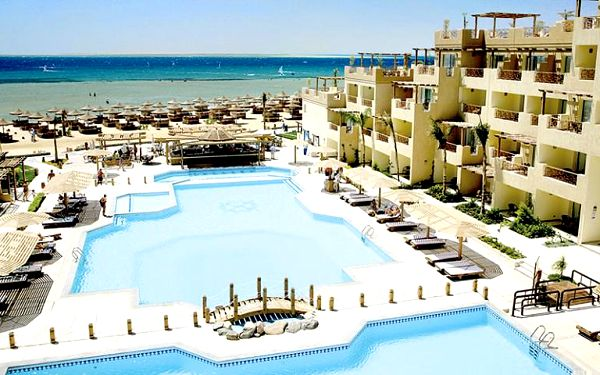 Egypt, Hurghada, letecky na 7 dní s all inclusive