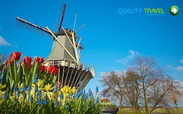 Poznávací zájezd: Amsterdam a okolí