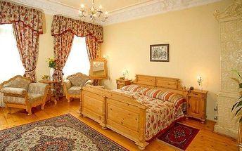 Karlovy Vary luxusně s wellness a bazénem