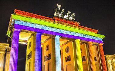 Celodenní zájezd na Festival světel v Berlíně pro 1 osobu