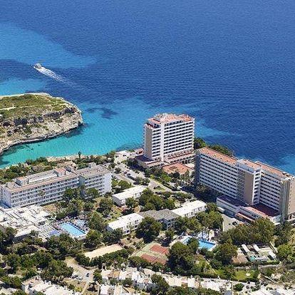 Španělsko - Mallorca na 8 dní, all inclusive s dopravou letecky z Prahy