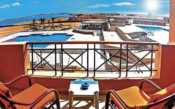 Egypt, Hurghada, letecky na 7 dní s polopenzí