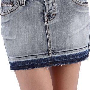 Dámská jeansová sukně Rock Me vel. S