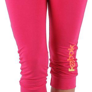 Dívčí teplákové kalhoty Reebok vel. 4 - 6 let, 110 - 116 cm