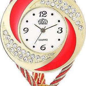 Dámské hodinky v moderním provedení - poštovné zdarma