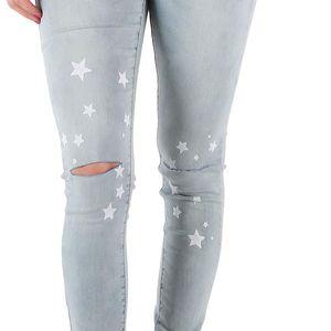 Dámské jeansové kalhoty AD´ORO vel. S