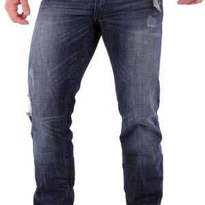 Pánské jeansové kalhoty Sky Rebel vel. W 31, L 32