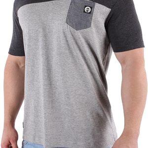 Pánské tričko Rawcraft vel. M